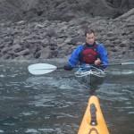 Gildas Moniteur survie kayak en mer