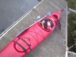 Préparation stage survie kayak et itinérance
