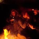 stagiaire et feu