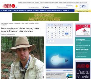 EVN médias Ouest France